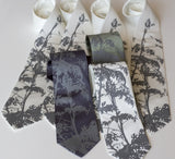 Wedding Custom Color Ties, Standard & Narrow