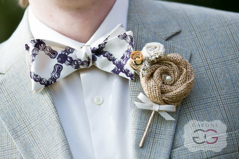 Wedding Custom Color Bow Ties