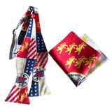 Detroit City Flag Outfit Combo, Detroit Gifts, by Cyberoptix
