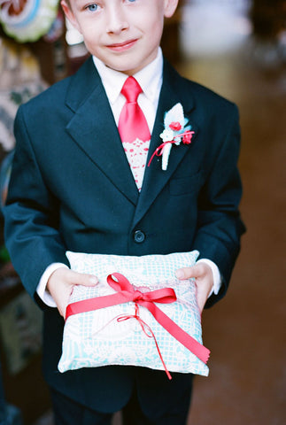 Custom Color Printed Kid Size Ties