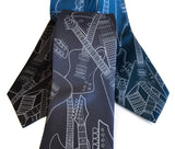 guitar neckties