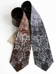 Exhaust Pipes Necktie
