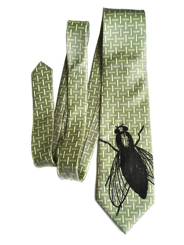 Fly Necktie, Limited Edition Luxe Silk