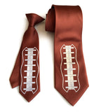 father and son football ties