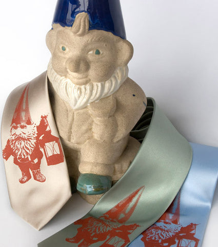 Gnomeland Security Necktie