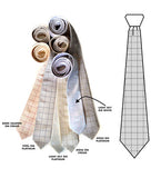 Graph Paper neckties.