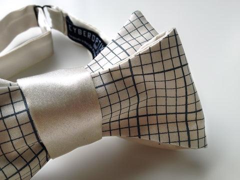 Graph Paper Bow Tie
