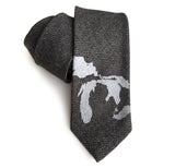 Great Lakes Necktie, Limited Edition Tweed.