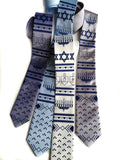 Ugly Hanukkah Sweater ties