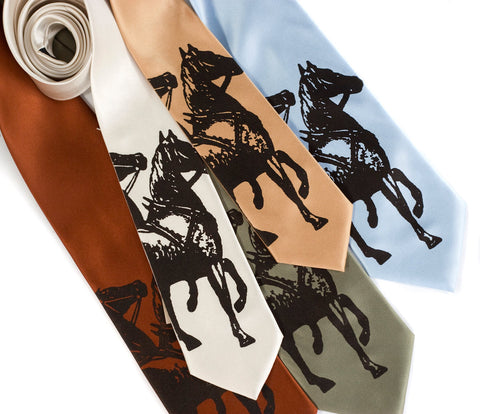 High Horse Necktie.