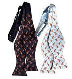 Koi Print Bow Ties, by Cyberoptix