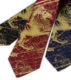 Leo the Lion Constellation print ties.