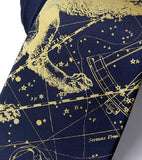 Leo the Lion Constellation tie, by Cyberoptix.