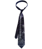 MCS Blueprint neckties