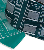 Microchip Circuit Board Neckties