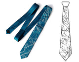Constellation Necktie, by Cyberoptix
