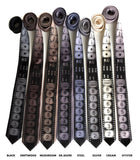 film strip neckties, by cyberoptix