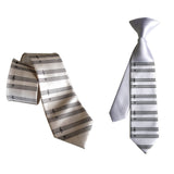 father and son musician ties