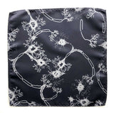 Neuron Pocket Square, Fried Brain Cells