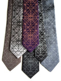 Op Art neckties, by Cyberoptix