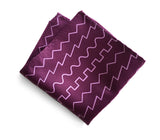 spiced wine oscillator pocket square