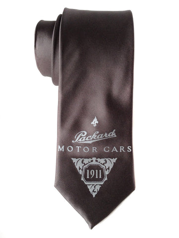 Packard Motors Necktie