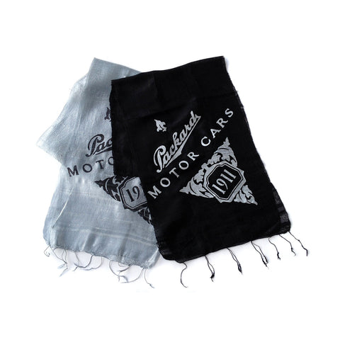 Packard Motors Silk Scarf