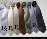 Rx Prescription Neckties, Cyberoptix