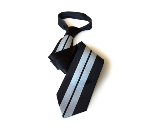 Racing Stripes: Le Mans First Place Microfiber Necktie