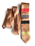 Resistor Code silk necktie, Custom Colors