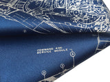 Skylab Printed Pocket Square. NASA Space Station hanky by Cyberoptix.