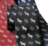 Smart Ass Pattern Necktie, Ties for Men, by Cyberoptix