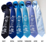 Apollo Soyuz astronaut ties.