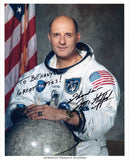 General Tom Stafford, commander of Apollo 10; commander of the Apollo-Soyuz flight.