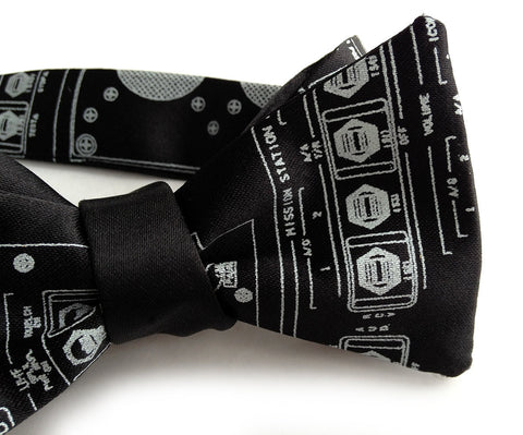 Space Shuttle Controls Bow Tie