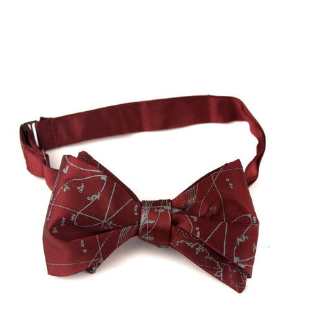 Contour Map Bow Tie, Topographical Error