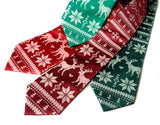 Holiday Sweater Neckties, by Cyberoptix