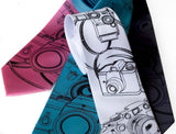 Photographer neckties