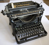 The Underwood model itself.
