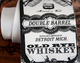 Detroit Whiskey Necktie