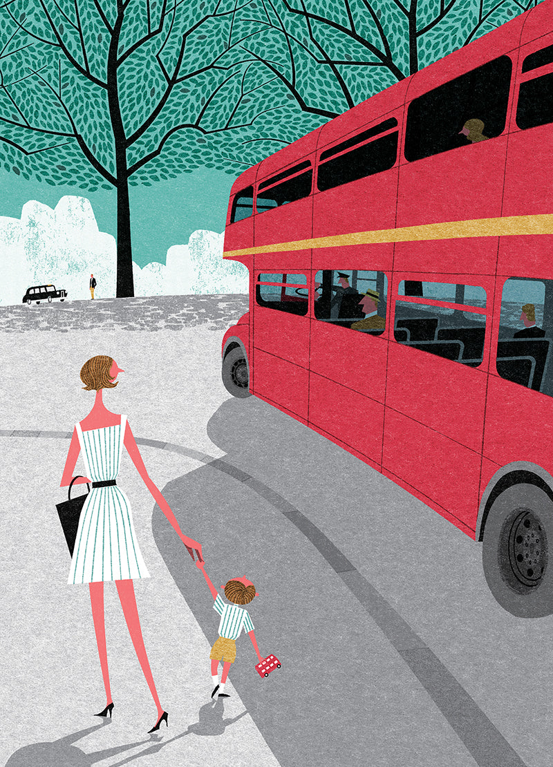 London In The Summer - by Ryo Takemasa