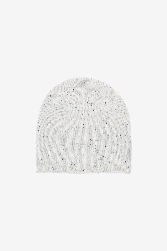 Nao beanie in light dotted grey