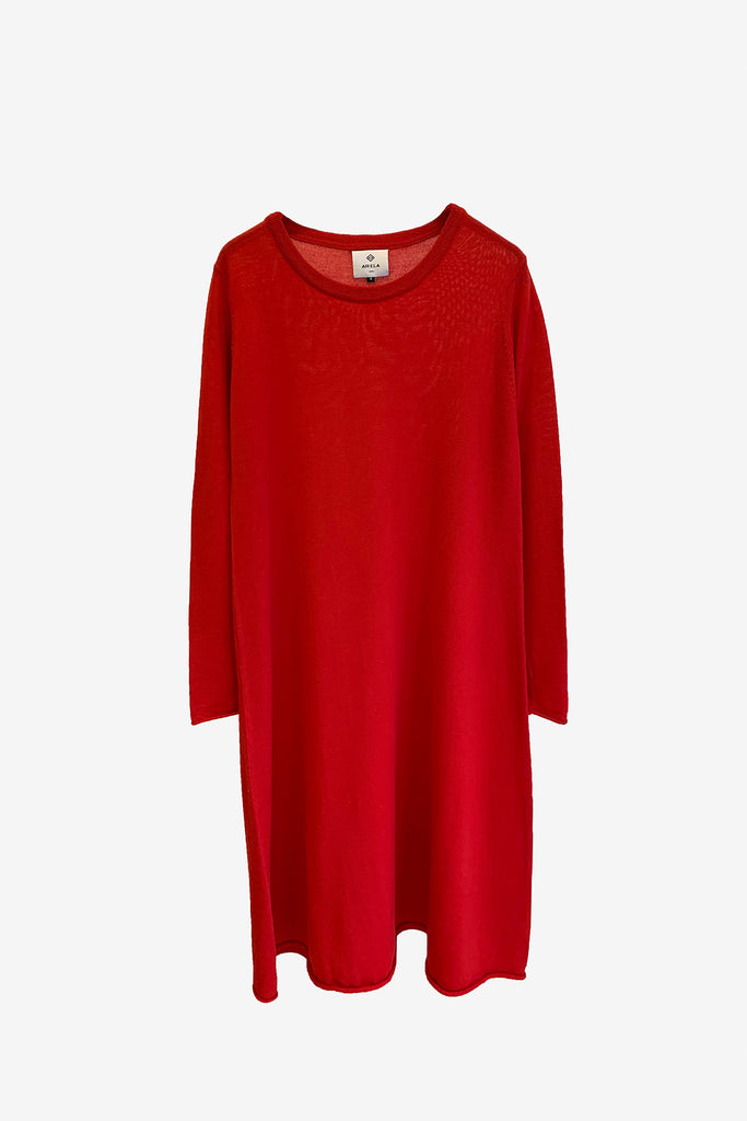 For Good: Red Maxi Dress, size XS