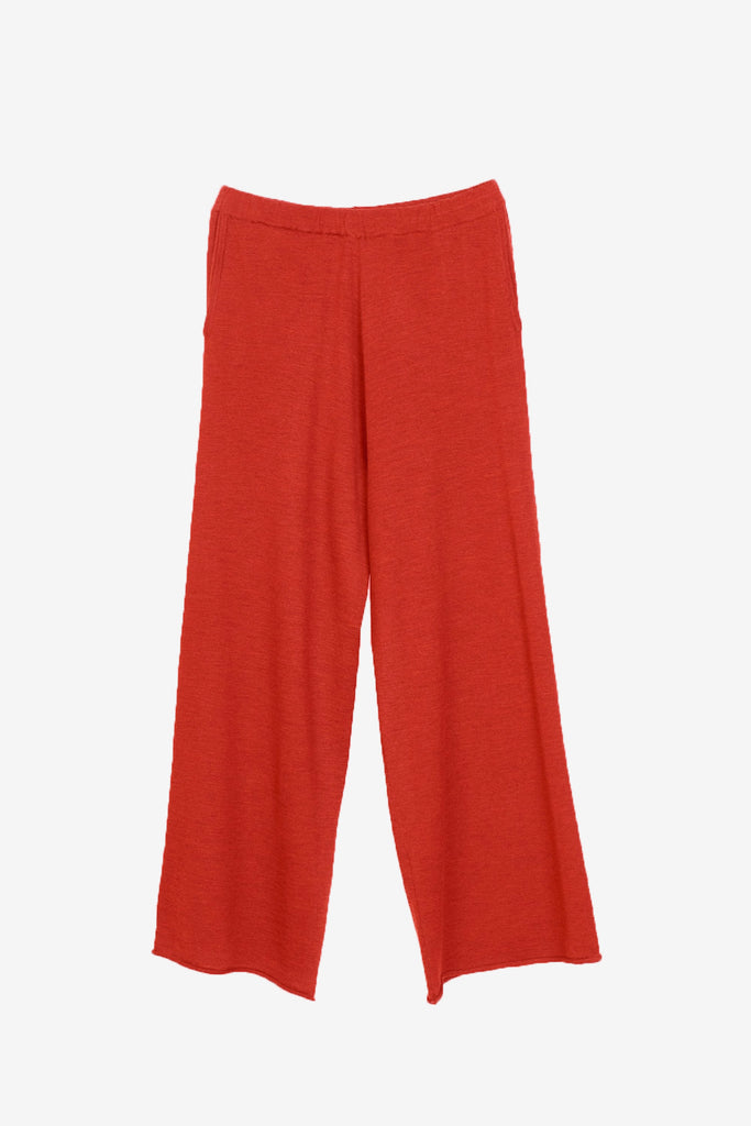 For Good: Red Trousers, size XS