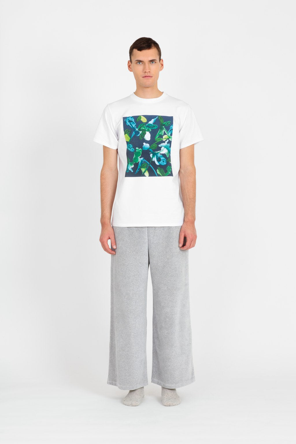 Tom t-shirt in Ocean print