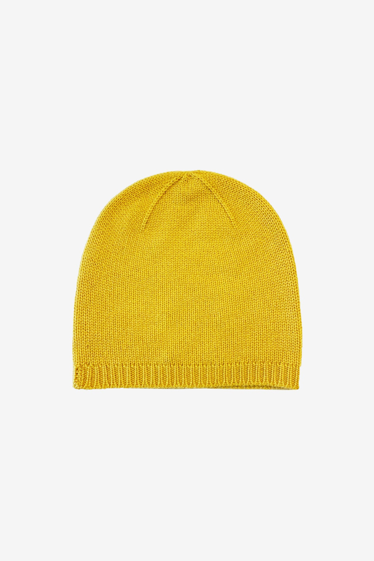 Nao beanie in yellow