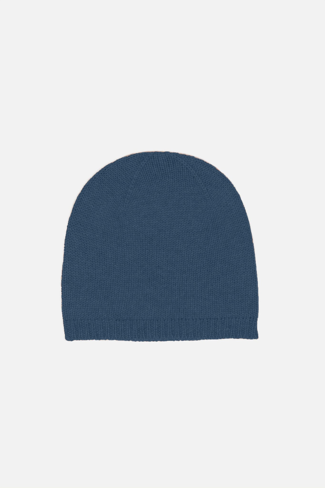 Nao cashmere beanie in blue