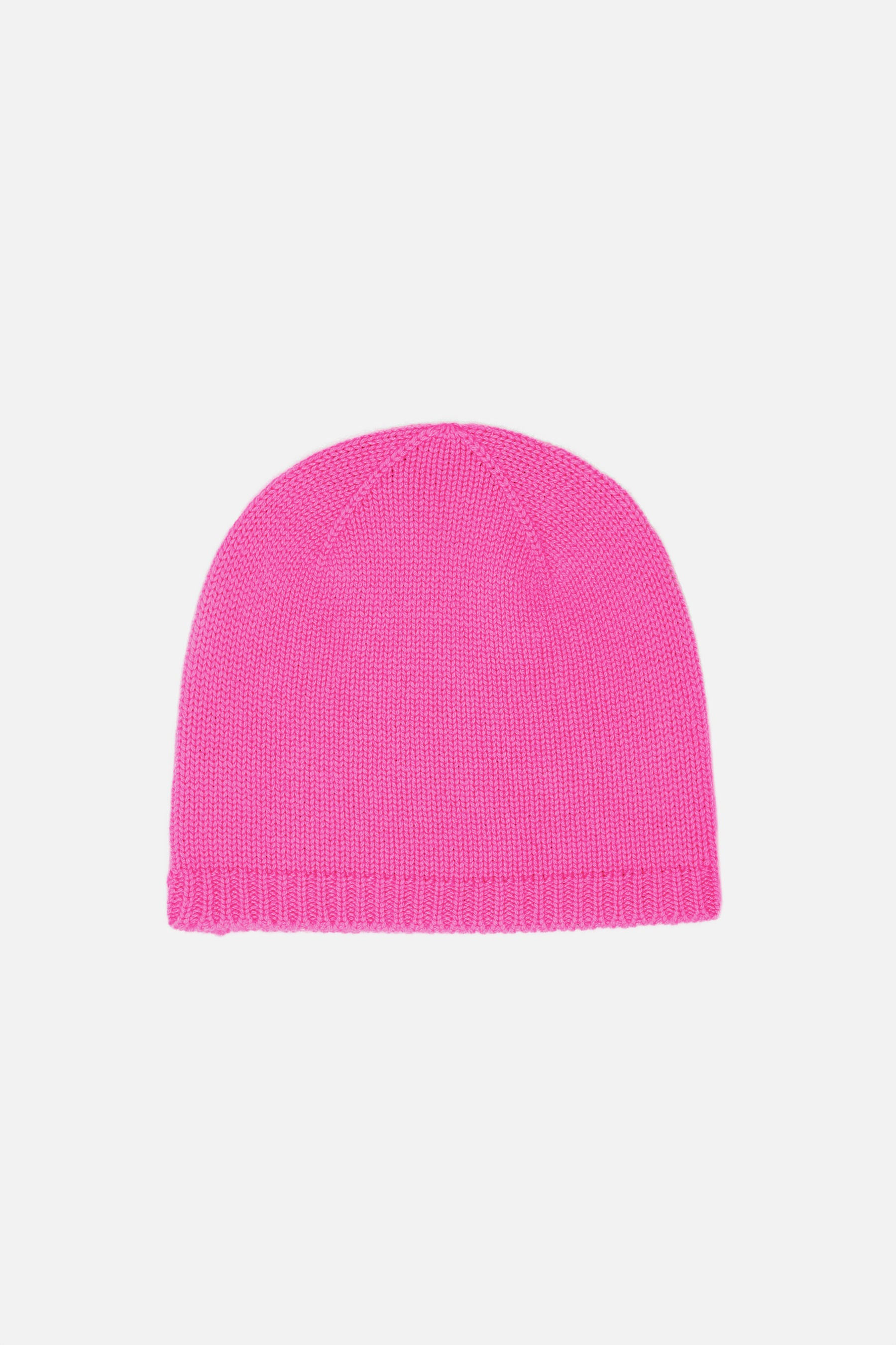 Nao beanie in vivid pink