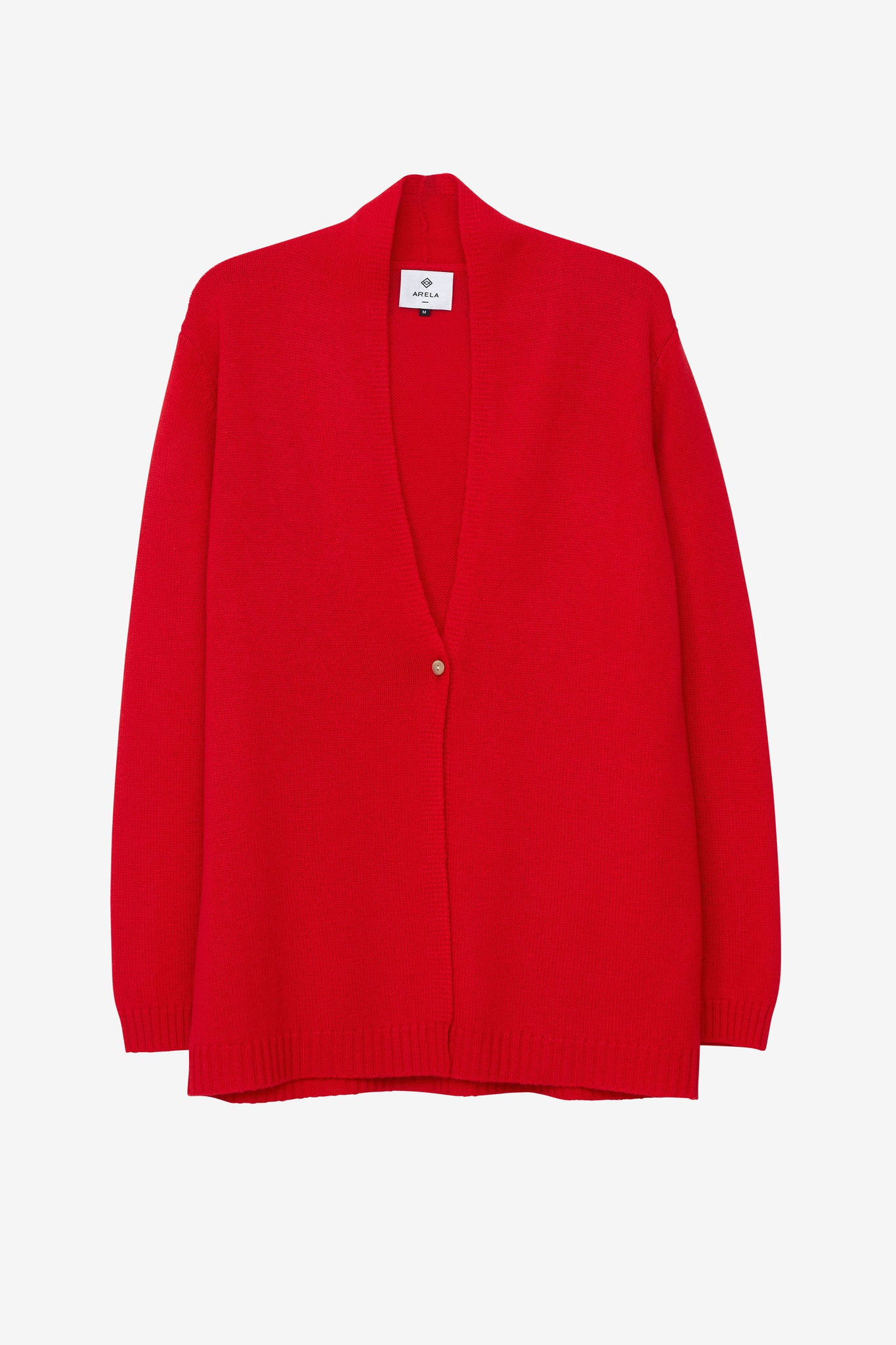 Suzann cardigan in red