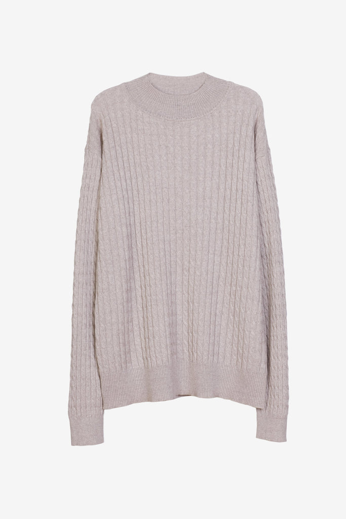 Caroline sweater in beige